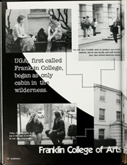 Page 40, 2003 Edition, University of Georgia - Pandora Yearbook (Athens, GA) online yearbook collection