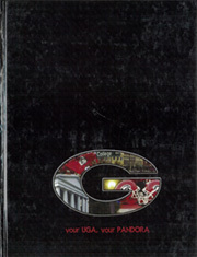 2005 Edition, University of Georgia - Pandora Yearbook (Athens, GA)