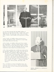 Page 16, 1973 Edition, Saint Louis High School - Spectre Yearbook (Lake Charles, LA) online yearbook collection