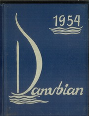 Page 1, 1954 Edition, Linz American High School - Danubian Yearbook (Linz, Austria) online yearbook collection