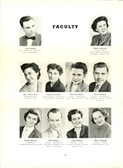 Page 12, 1954 Edition, Linz American High School - Danubian Yearbook (Linz, Austria) online yearbook collection