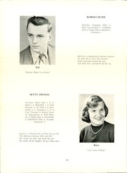 Page 16, 1954 Edition, Linz American High School - Danubian Yearbook (Linz, Austria) online yearbook collection