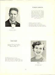 Page 17, 1954 Edition, Linz American High School - Danubian Yearbook (Linz, Austria) online yearbook collection
