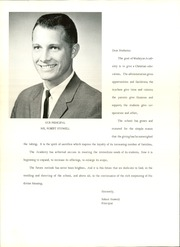 Page 12, 1967 Edition, Wesleyan Academy - El Bambu Yearbook (San Juan, Puerto Rico) online yearbook collection