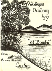 Page 5, 1967 Edition, Wesleyan Academy - El Bambu Yearbook (San Juan, Puerto Rico) online yearbook collection