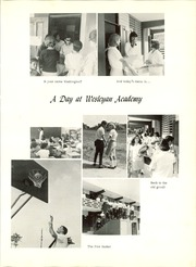 Page 7, 1967 Edition, Wesleyan Academy - El Bambu Yearbook (San Juan, Puerto Rico) online yearbook collection