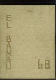 Page 1, 1968 Edition, Wesleyan Academy - El Bambu Yearbook (San Juan, Puerto Rico) online yearbook collection