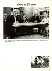 Page 13, 1968 Edition, Wesleyan Academy - El Bambu Yearbook (San Juan, Puerto Rico) online yearbook collection
