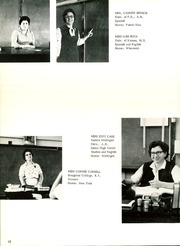 Page 16, 1968 Edition, Wesleyan Academy - El Bambu Yearbook (San Juan, Puerto Rico) online yearbook collection