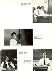 Page 17, 1968 Edition, Wesleyan Academy - El Bambu Yearbook (San Juan, Puerto Rico) online yearbook collection