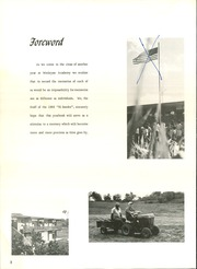 Page 6, 1968 Edition, Wesleyan Academy - El Bambu Yearbook (San Juan, Puerto Rico) online yearbook collection