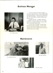 Page 14, 1969 Edition, Wesleyan Academy - El Bambu Yearbook (San Juan, Puerto Rico) online yearbook collection
