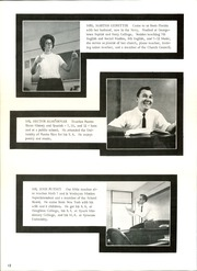 Page 16, 1969 Edition, Wesleyan Academy - El Bambu Yearbook (San Juan, Puerto Rico) online yearbook collection