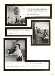Page 17, 1969 Edition, Wesleyan Academy - El Bambu Yearbook (San Juan, Puerto Rico) online yearbook collection