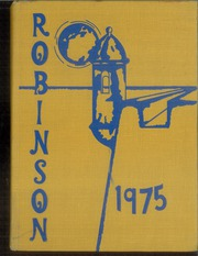 Page 1, 1975 Edition, Robinson School - Flamboyan Yearbook (Santurce, Puerto Rico) online yearbook collection