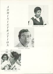 Page 15, 1975 Edition, Robinson School - Flamboyan Yearbook (Santurce, Puerto Rico) online yearbook collection
