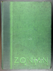Page 1, 1936 Edition, Balboa High School - Zonian Yearbook (Balboa, Canal Zone Panama) online yearbook collection