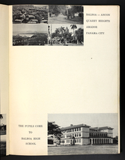 Page 17, 1936 Edition, Balboa High School - Zonian Yearbook (Balboa, Canal Zone Panama) online yearbook collection