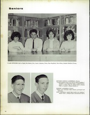 Page 14, 1964 Edition, Dreux American High School - La Victoire Yearbook (Dreux, France) online yearbook collection