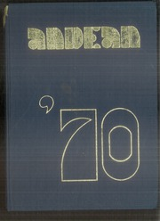 1970 Edition, Colegio Nueva Granada High School - Andean Yearbook (Bogota, Colombia)