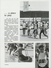 Page 14, 1985 Edition, Saudi Arabian International School - Bedouin Yearbook (Riyadh, Saudi Arabia) online yearbook collection