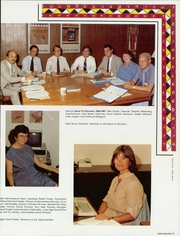 Page 9, 1987 Edition, Saudi Arabian International School - Bedouin Yearbook (Riyadh, Saudi Arabia) online yearbook collection