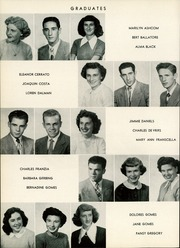 Page 16, 1950 Edition, Ripon High School - Mission Yearbook (Ripon, CA) online yearbook collection