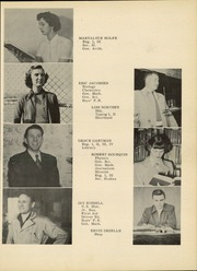 Page 15, 1952 Edition, Ripon High School - Mission Yearbook (Ripon, CA) online yearbook collection