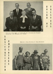 Page 16, 1952 Edition, Ripon High School - Mission Yearbook (Ripon, CA) online yearbook collection