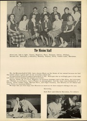 Page 9, 1952 Edition, Ripon High School - Mission Yearbook (Ripon, CA) online yearbook collection