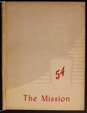 Ripon High School - Mission Yearbook (Ripon, CA) online yearbook collection, 1954 Edition, Page 1