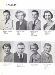 Page 10, 1955 Edition, Ripon High School - Mission Yearbook (Ripon, CA) online yearbook collection
