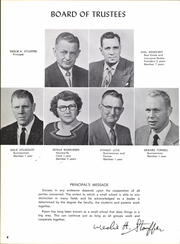 Page 12, 1955 Edition, Ripon High School - Mission Yearbook (Ripon, CA) online yearbook collection