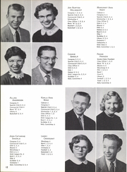 Page 16, 1955 Edition, Ripon High School - Mission Yearbook (Ripon, CA) online yearbook collection