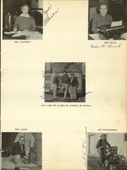 Page 11, 1956 Edition, Ripon High School - Mission Yearbook (Ripon, CA) online yearbook collection