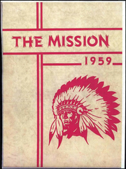 Ripon High School - Mission Yearbook (Ripon, CA) online yearbook collection, 1959 Edition, Page 1