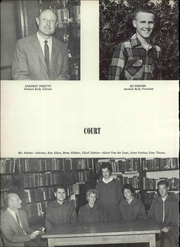 Page 14, 1961 Edition, Ripon High School - Mission Yearbook (Ripon, CA) online yearbook collection