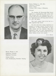 Page 8, 1962 Edition, Jonathan Wainwright High School - Warriors Yearbook (Tainan, Taiwan) online yearbook collection