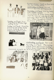 Muizenberg High School - Yearbook (Cape Town, South Africa) online yearbook collection, 1988 Edition, Page 16