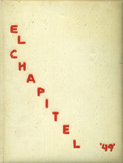 1949 Edition, San Benito High School - El Chapitel Yearbook (Hollister, CA)
