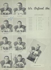 Page 74, 1950 Edition, San Benito High School - El Chapitel Yearbook (Hollister, CA) online yearbook collection