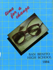 1984 Edition, San Benito High School - El Chapitel Yearbook (Hollister, CA)