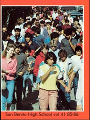 Page 5, 1986 Edition, San Benito High School - El Chapitel Yearbook (Hollister, CA) online yearbook collection