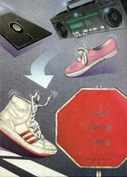 1987 Edition, San Benito High School - El Chapitel Yearbook (Hollister, CA)