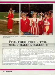 Page 14, 1988 Edition, San Benito High School - El Chapitel Yearbook (Hollister, CA) online yearbook collection