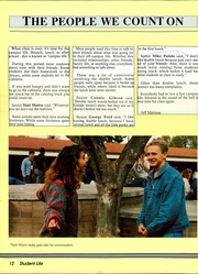 Page 16, 1988 Edition, San Benito High School - El Chapitel Yearbook (Hollister, CA) online yearbook collection