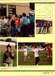 Page 17, 1988 Edition, San Benito High School - El Chapitel Yearbook (Hollister, CA) online yearbook collection