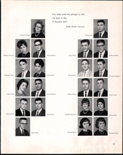 Page 17, 1963 Edition, Berlin American High School - Erinnerungen Yearbook (Berlin, Germany) online yearbook collection