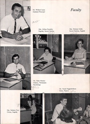 Page 15, 1966 Edition, Commonwealth Parkville School - Comet Yearbook (San Juan, Puerto Rico) online yearbook collection