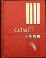 1968 Edition, Commonwealth Parkville School - Comet Yearbook (San Juan, Puerto Rico)